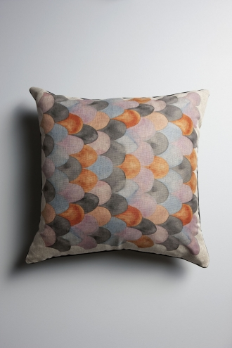 Shop « W12 Cushions « Large Cushion with Piping | Nancybird