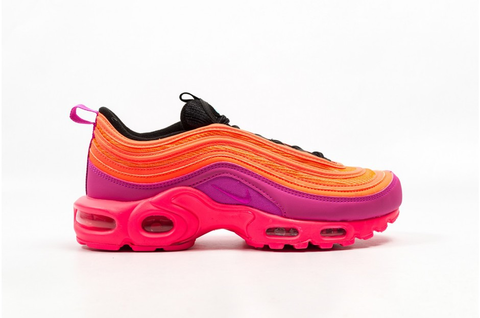 Nike Air Max Plus / 97 Rosa | AH8143-600 | Foot District
