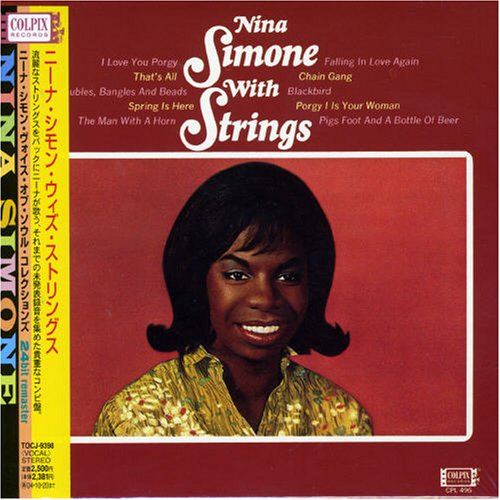 Amazon.com: With Strings (24bt) (Mlps): Nina Simone: Music