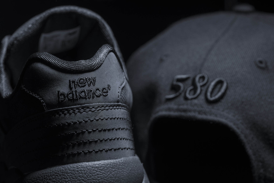 New Era & New Balance Present the MRT580 Collection
