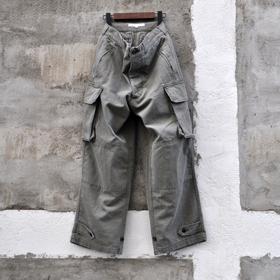 DAILY WARDROBE INDUSTRY / DAILY 47 TROUSERS「Re;li」