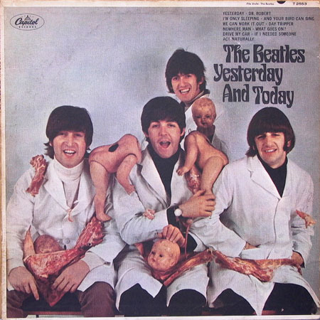BEATLES US盤 特集 第15回 Yesterday And Today