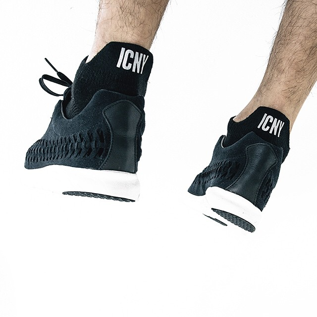 #ICNYさんはInstagramを利用しています:「The Invisible Ankle is the newest style to the ICNY collection for athletes who prefer something low key yet with hi visibility. Available…」
