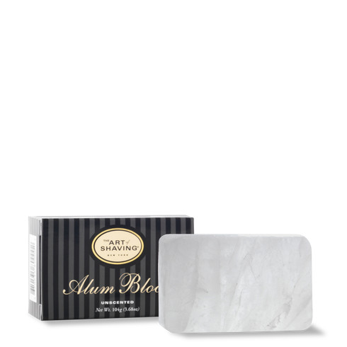 Unscented Alum Block | The Art of Shaving