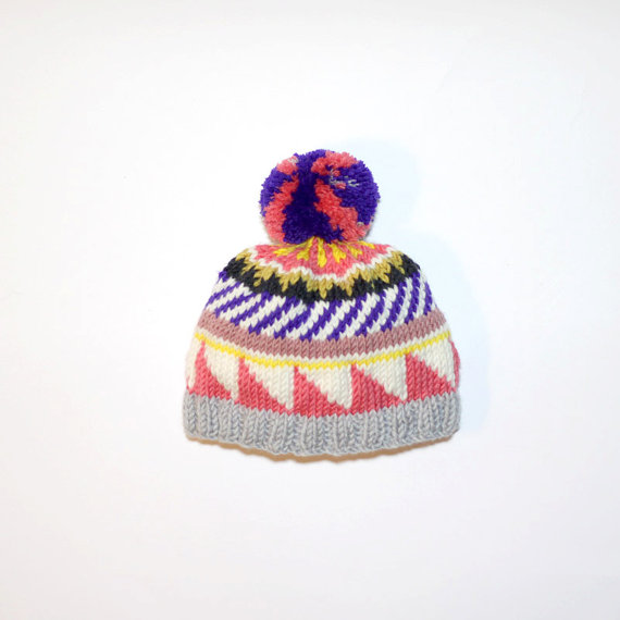 Candy Party Wool by woollooww on Etsy