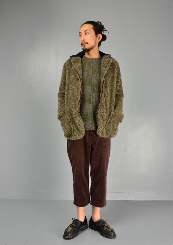 VOO 2012A/W STYLE/ヴォー2012年秋冬スタイル | eveNIF Online Store