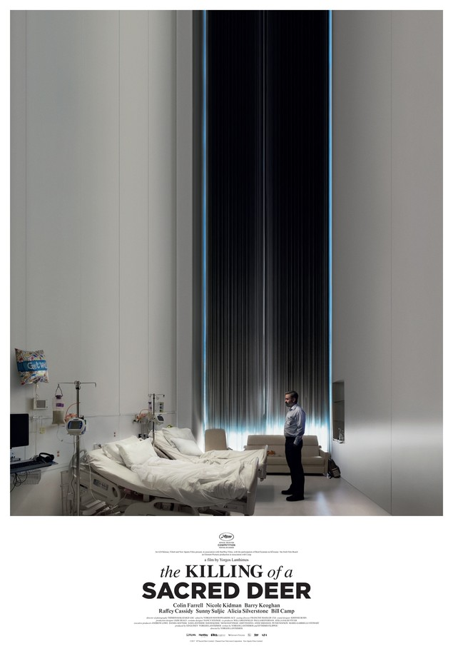 Exclusive New Poster For The Killing Of A Sacred Deer | News | Movies - Empire