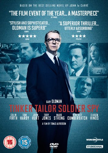 Amazon.co.jp: Tinker Tailor Soldier Spy/裏切りのサーカス[UK-PAL][Import]: Gary Oldman, Colin Firth, Benedict Cumberbatch, Tom Hardy, John Hurt, Mark Strong, Tomas Alfredson: DVD