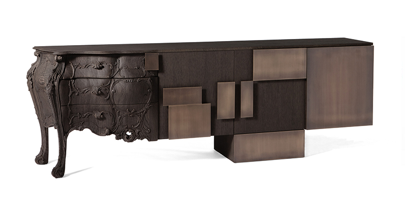 TOP 10 AMAZING SIDEBOARDS EVOLUTION SIDEBOARD by FERRUCCIO LAVIANI-designinvogue – Design in Vogue