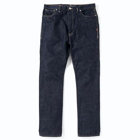 "BEDWIN ベドウィン ORIGINAL FIT DENIM PANTS OW ""HOLLY"" デニムパンツ(インディゴ&ブラック) - WACKO MARIA ワコマリア正規取り扱い【LOSTCONTROL OLD JOE&CO. BEDWIN STIFF BANKROBBER RUDEGALLERY BLACKREBEL NUMBER NINE THE FOOL ADDICTCLOTHES NEWVINTAGE M&M PHIGVEL ROLLING DUB TRIO GAVIAL GERUGA UNRIVALED FLASHPOINT 小竹長兵衛 作 興市作 掌 tana-gokoro】通販
