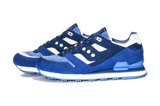 White Mountaineering x Saucony 2013 Spring/Summer Courageous | Hypebeast