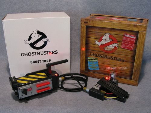Customer Image Gallery for Mattel Ghostbusters Exclusive Prop Replica Ghost Trap
