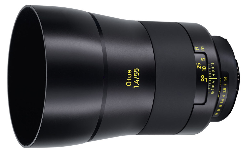 ZEISS Otus 1.4/55 Lens – The Ultimate Normal Lens With No-compromises image quality | Canon Tweets