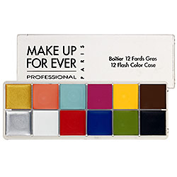 Sephora: MAKE UP FOR EVER 12 Flash Color Case ($216 Value): Combination Sets