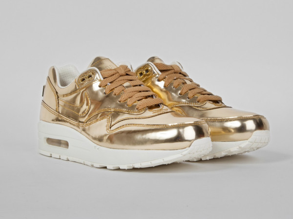 Nike WMNS Air Max 1 SP Metallic Gold | Hype Means Everything