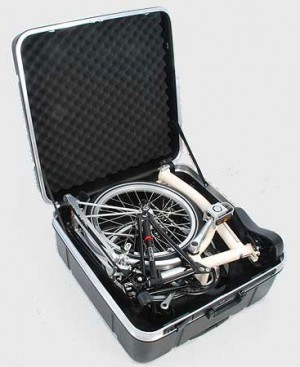 Flying with a Brompton Bike