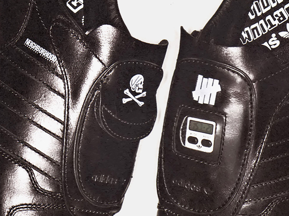 UNDFTD x NEIGHBORHOOD x adidas Originals Footwear Collection - SneakerNews.com