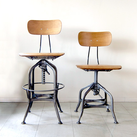 PACIFIC FURNITURE SERVICE: NEW!!! INDUSTRIAL CHAIR