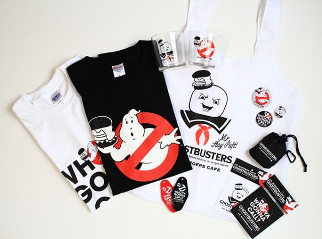 """""""GHOSTBUSTERS×J.S. BURGERS CAFE""""7/1~9/30   J.S. BURGERS CAFE 公式ブログ"""