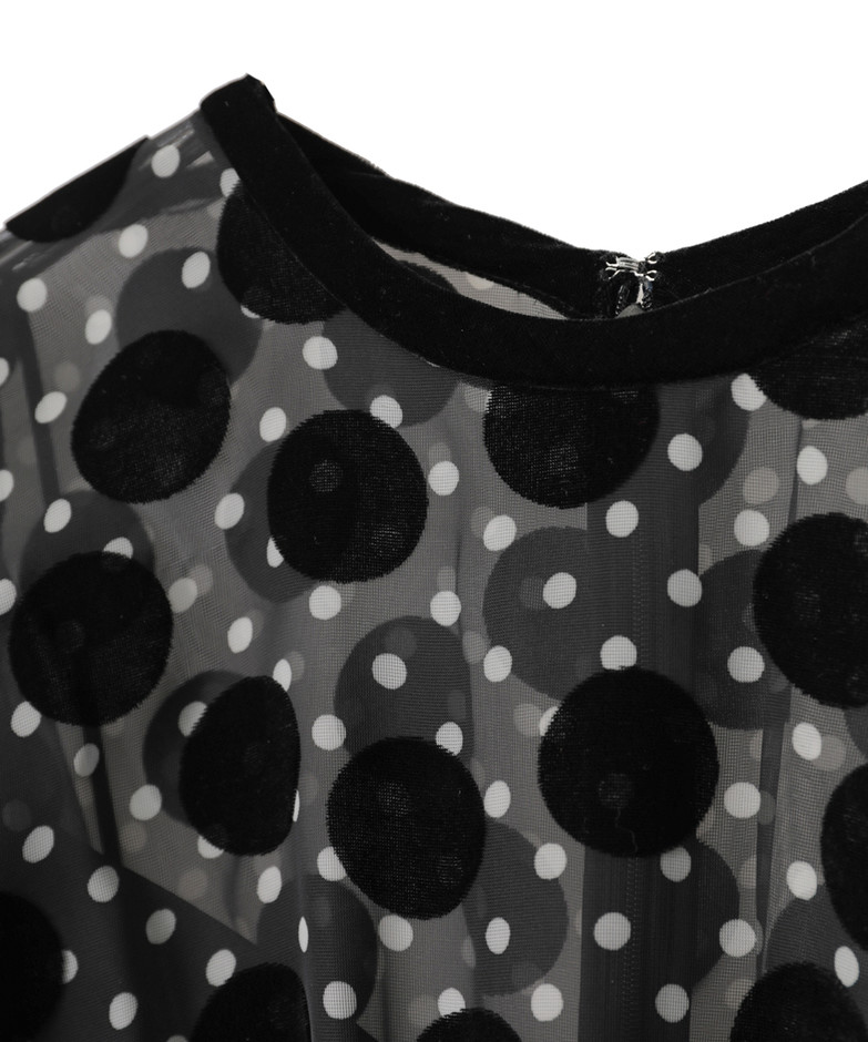 DOT OPAL ONE PIECE|CLANE OFFICIAL ONLINE STORE