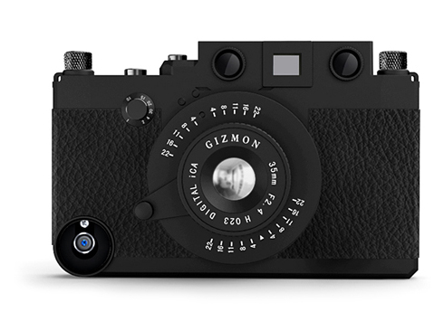 Four Corner Store : Your store for all things Toy Camera — Gizmon iCA Military Edition