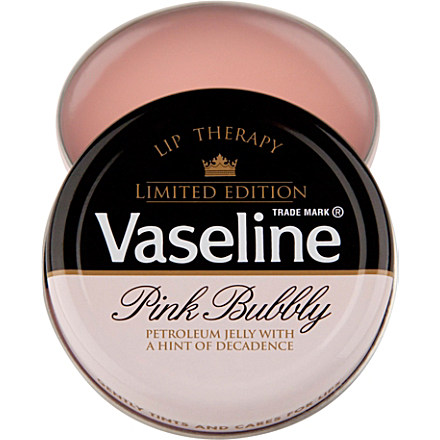 Limited Edition Pink Bubbly Lip Therapy - VASELINE - For her - Can't go wrong - Valentine's Day - Features & Gifts | selfridges.com