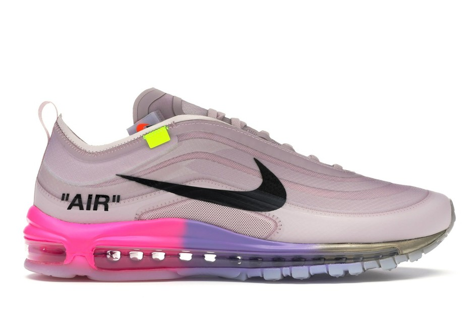 "Air Max 97 Off-White Elemental Rose Serena ""Queen"" - AJ4585-600"