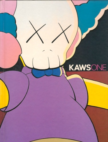 Amazon.co.jp: KAWS ONE: KAWS: 本