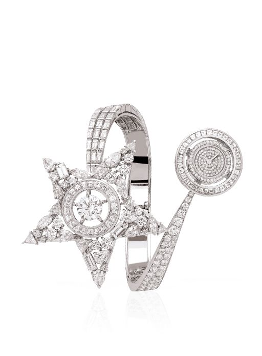 Chanel WATCH IN 18K WHITE GOLD AND DIAMONDS | CHANEL...♥