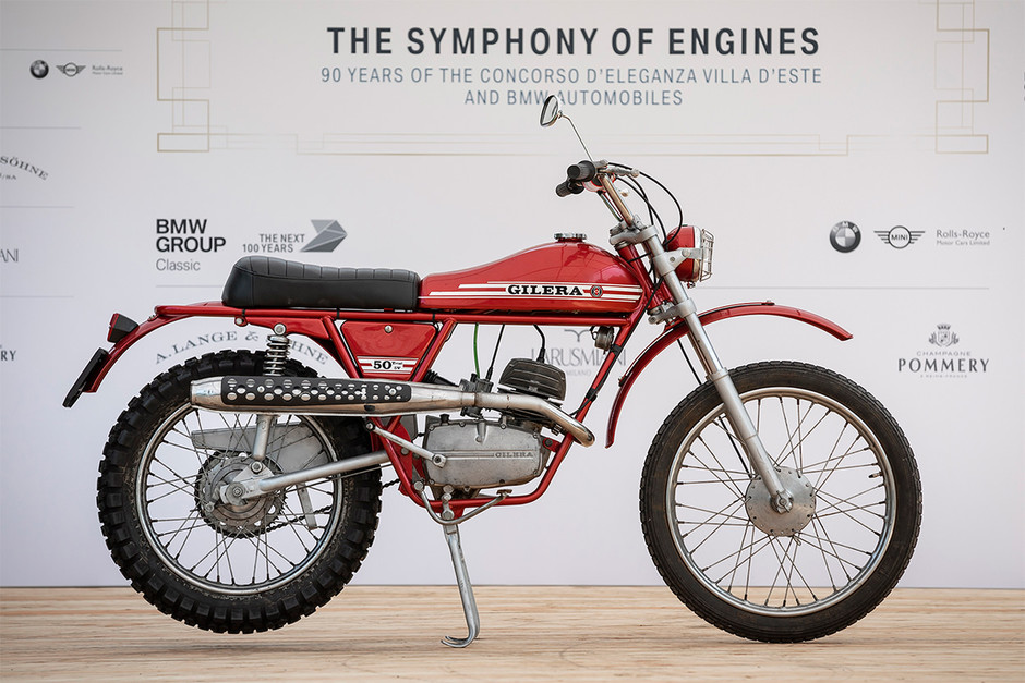 Eye Candy: The Motorcycles of the Concorso d'Eleganza | Bike EXIF