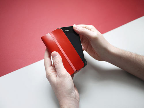 Nothing Fancy: Minimalist Wallet by Chieh Ting Huang - Design Milk