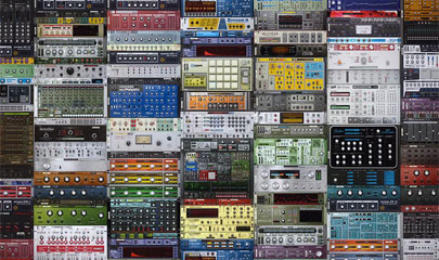 Reason - Complete music making, music production and recording studio software - Propellerhead