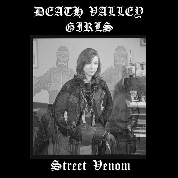 Introducing: Death Valley Girls - Arrow   One For The People   Good Music Resource