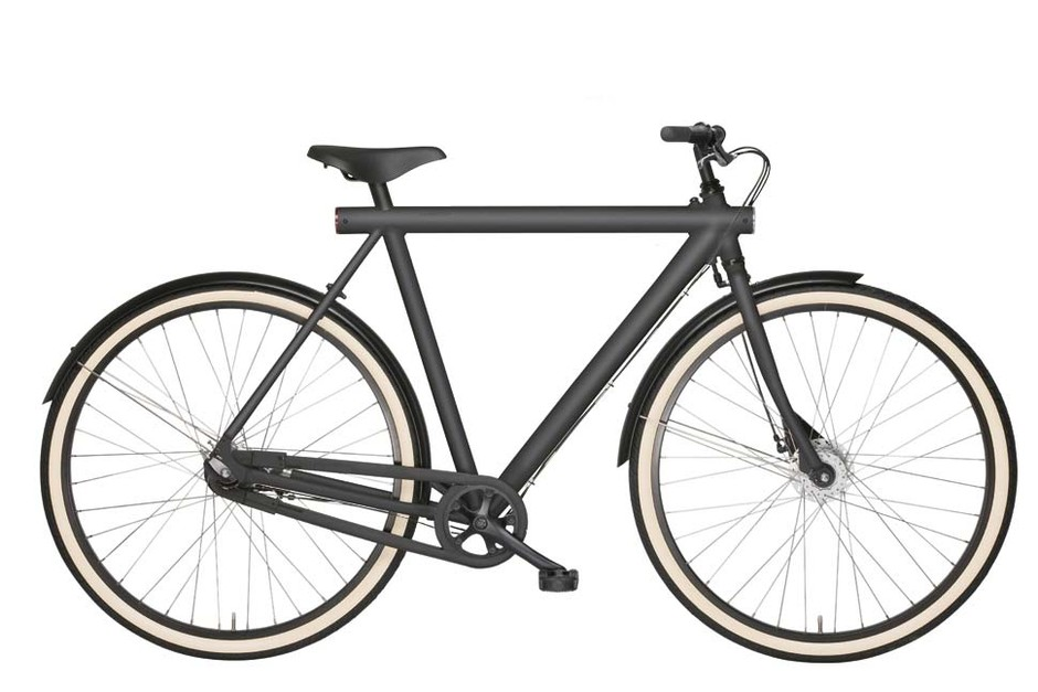 """VANMOOF Noir 3 with 7 speed and 28"""" frame - VANMOOF - commuter bicycles"""
