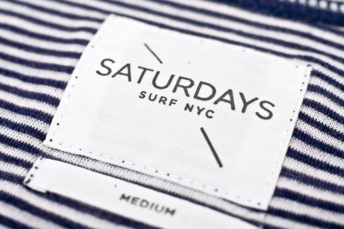Saturdays Surf NYC | Online Store | Serg 2 Face Boatneck