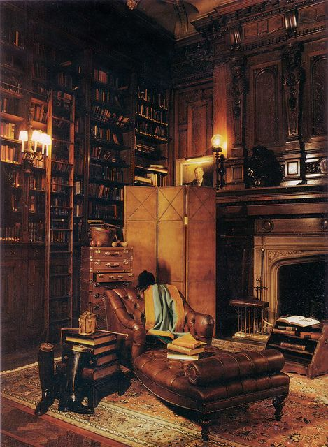 Library | Books & Illustrations