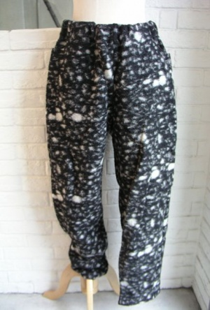 SALE!!!! > ANNTIAN - ANNTIAN wool pants  CRYSTAL