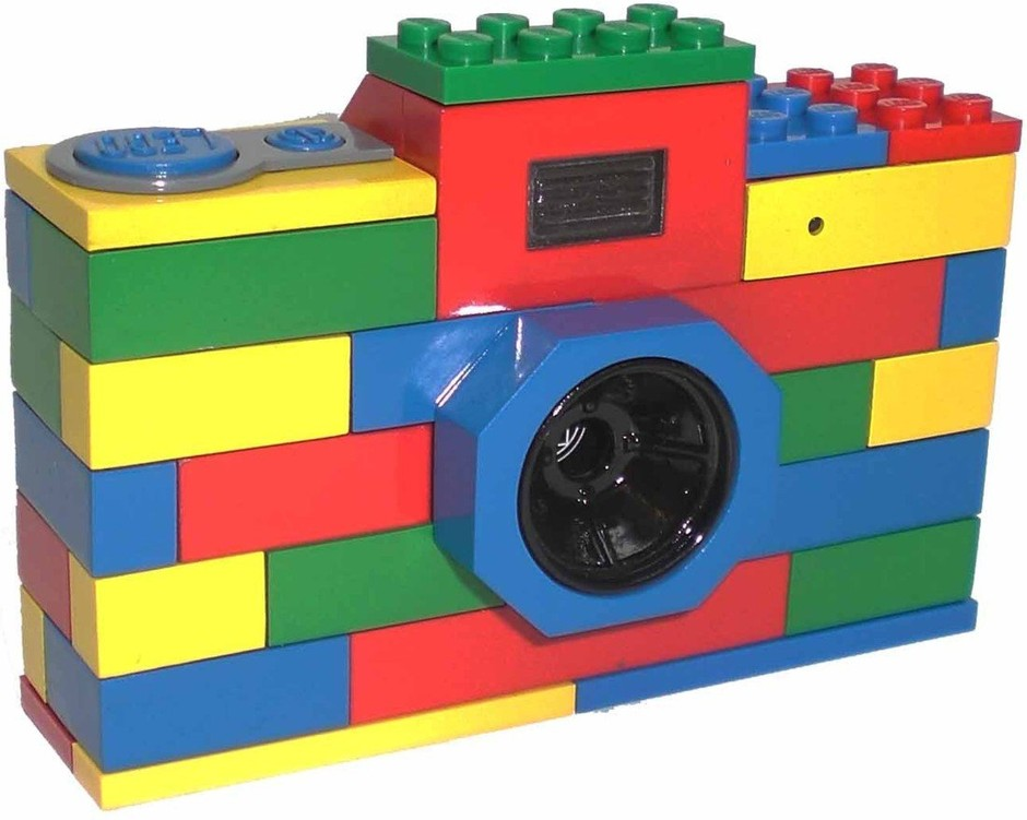 Amazon.com: LEGO 3MP Digital Camera: Toys & Games