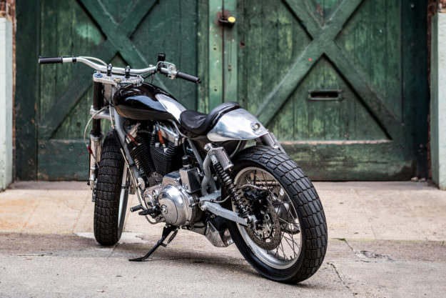 Brooklyn Brawler: An 883 Sportster with a double life | Bike EXIF