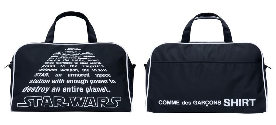 DSM E-SHOP : CDG Shirt x Star Wars Bag