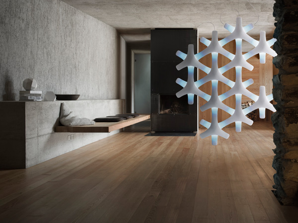 Synapse by Luceplan - Compose Your Own Masterpiece of Light | LIGHT