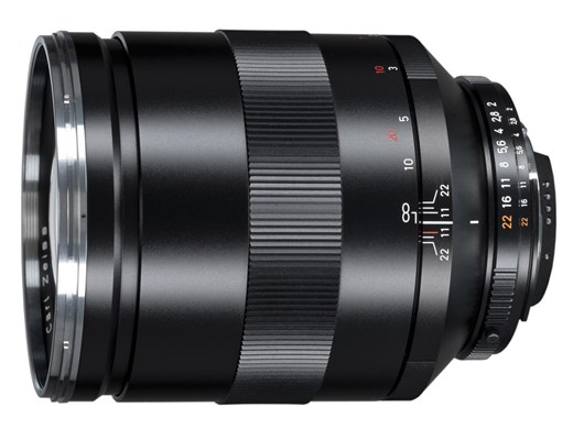 Carl Zeiss presents Apo Sonnar T* 135mm F2 manual focus telephoto lens : Digital Photography Review