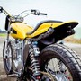 RocketGarage Cafe Racer: DI TRAVERSO Flat Track School