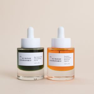 Facial Oil Set | The Best Facial Oils for Acne Prone Skin – The Sunday Standard
