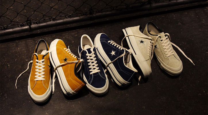 """CONVERSE の新プロジェクト""""TIME LINE""""より ONE STAR J VTG """"made in JAPAN"""" が発売 - sneaker resource"""