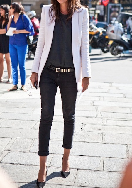 i love the shoes with the pant | fashion to die for