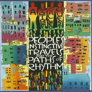Amazon.co.jp: People's Instinctive Travels and the Paths of Rhythm: Tribe Called Quest: 音楽