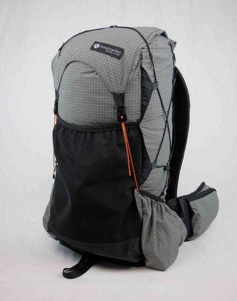 An exclusive first photo of the new @GossamerGear Gorilla pack for 2012: