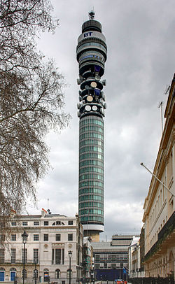 BT Tower - Wikipedia, the free encyclopedia