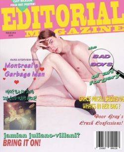 THE EDITORIAL MAGAZINE ISSUE #14